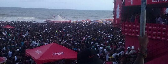 Verão Coca-Cola is one of Locais curtidos por Mailson.
