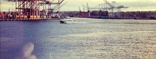 Washington State Ferry - Bainbridge Island to Seattle is one of Travel & Airports.
