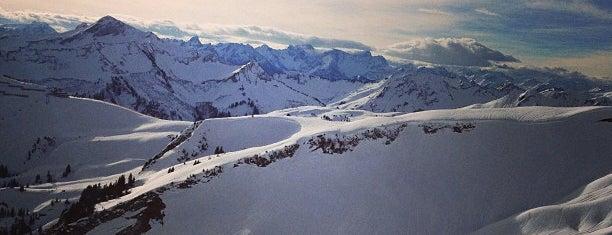 Damüls Mellau Faschina Skigebiet is one of Orte, die Petra gefallen.