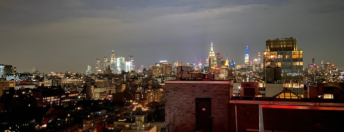 citizenM Bowery is one of New York 2019.