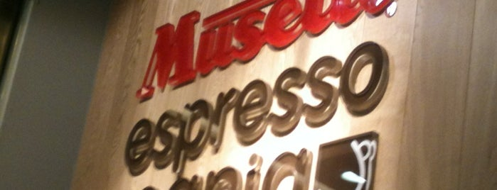 Musetti is one of Food.
