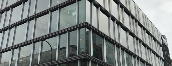HOK London's Office is one of Mark 님이 좋아한 장소.