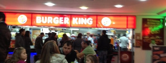 Burger King is one of Murat 님이 좋아한 장소.