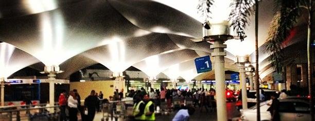 Chhatrapati Shivaji International Airport is one of Airports (around the world).