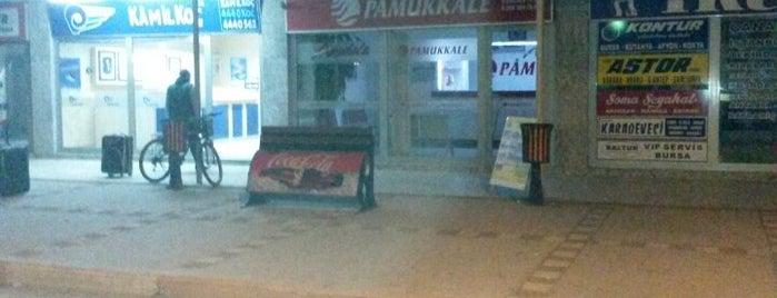 Akçay Terminali is one of Gizem'in Beğendiği Mekanlar.