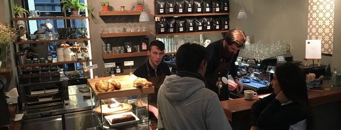 BEN RAHIM is one of Coffee Places_Berlin.