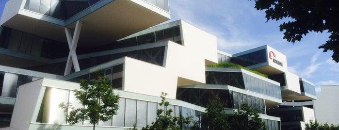 Actelion is one of 建築マップ ヨーロッパ.