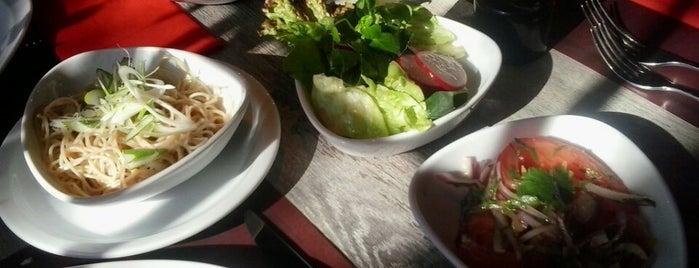 "Su Merced ""Grill-Wine & Bar"" is one of Santiago restaurants."
