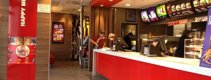 McDonald's is one of Locais curtidos por Asd.