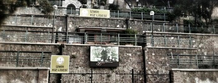 İzmir Kız Lisesi is one of themaraton.
