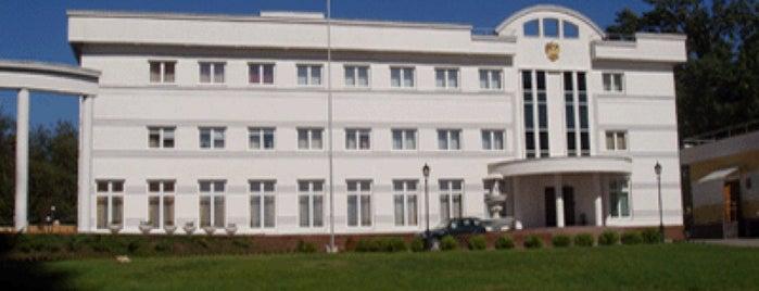 Генеральное Консульство Российской Федерации is one of Artem 님이 좋아한 장소.