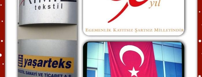 Kımıl Tekstil is one of DENİZLİ BÖLGESİ, TEKSTİL&KONFEKSİYON İMALATÇILARI.