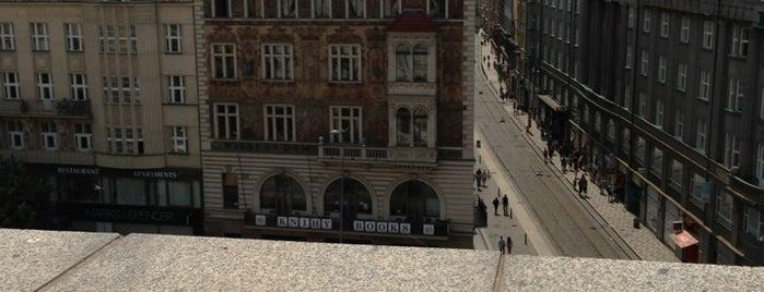 Duplex Restaurant is one of Nejlepší výhledy v Praze.