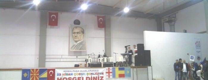 Armutlu Çok Amacli Spor Salonu is one of Kemalpasa.