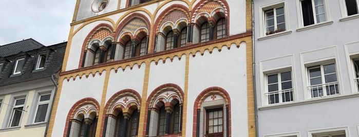 Dreikönigenhaus is one of Trier.