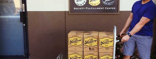 The Bruery Provisions is one of Beer Me.