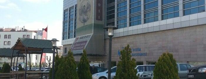 Lokman Hekim Hastanesi is one of Lieux qui ont plu à Yasin.