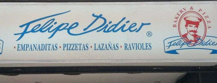 Felipe Didier is one of Ruta de cafés, sandwich, almuerzos.