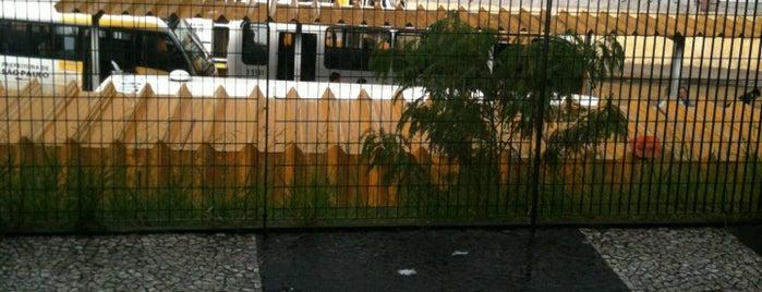 Linha 273R-10 is one of Locais curtidos por Cledson #timbetalab SDV.