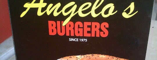 Angelo's burgers is one of Greece.