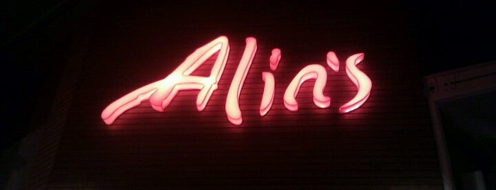 Alins Cafe Restaurant is one of Orte, die Melike gefallen.