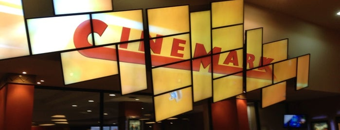 Cinemark is one of Posti che sono piaciuti a Julio D..