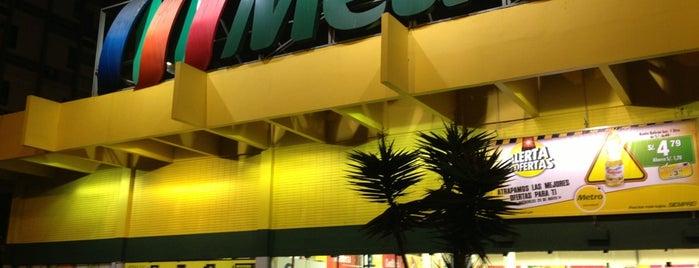 Metro is one of Orte, die Erikito gefallen.