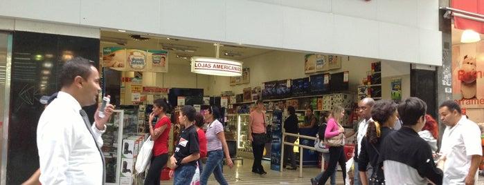 Lojas Americanas is one of Comercio e Serviços.