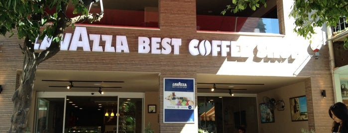 LaVazza Best Coffee is one of Yerler - Antalya.