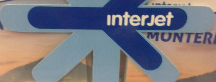 Interjet is one of Locais curtidos por Edwulf.