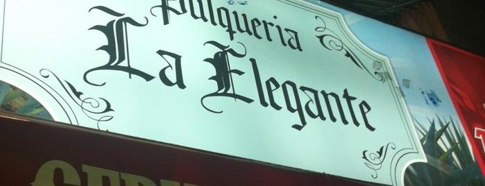 La Elegante is one of Pulcatonas.