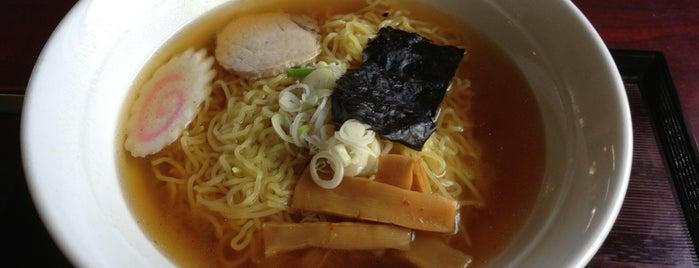 盛岡食堂 上田店 is one of Lunch spot of Morioka.