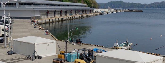 魚河岸テラス is one of 岩手のToDo.