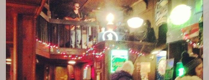 Bullwinkle Saloon is one of Bars.