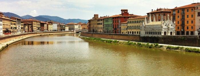 Torre di Pisa is one of Tempat yang Disimpan QQ.