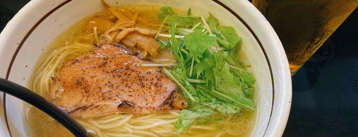 麺屋 焔 is one of Locais salvos de Hide.