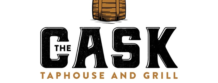 The Cask Taphouse and Grill is one of Lieux qui ont plu à Noelle.