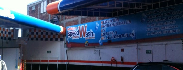 Speed Wash is one of Lugares favoritos de JeSsik.
