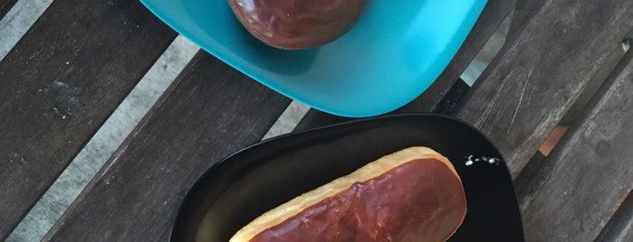 Angel Donuts is one of Posti che sono piaciuti a Sam.