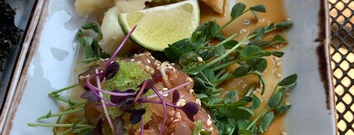 Etta's Seafood is one of Sam'ın Beğendiği Mekanlar.