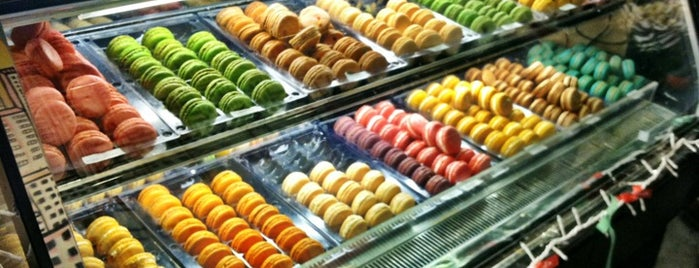 Macaron Café is one of fattys: desserts galore.