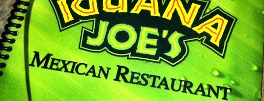 Iguana Joes is one of Lieux qui ont plu à Corey.