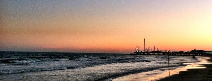 Galveston Seawall is one of Galveston.