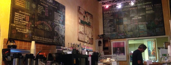 Il Piccolo Cafe is one of Peninsula Places.