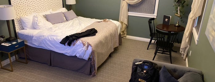 Atticus Hotel is one of Oregon 2021.