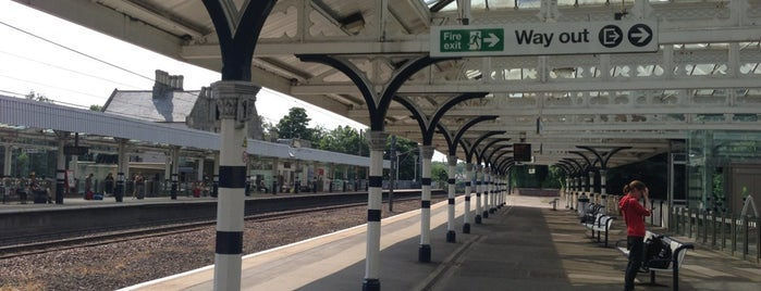 Durham Railway Station (DHM) is one of Went before 2.0.