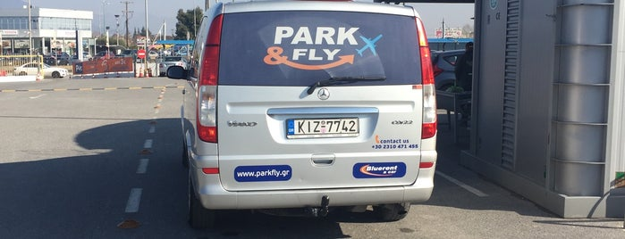 Park & Fly is one of Business.