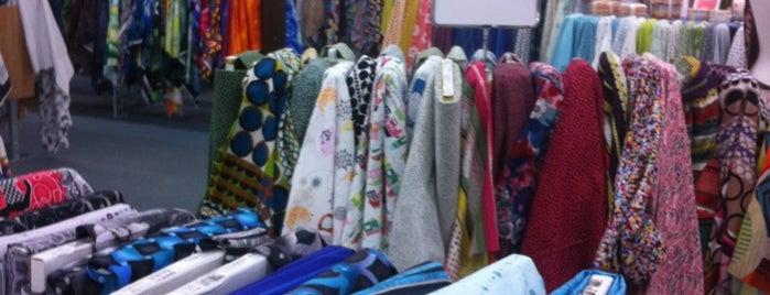 Fabric Depot is one of Honeymoon.