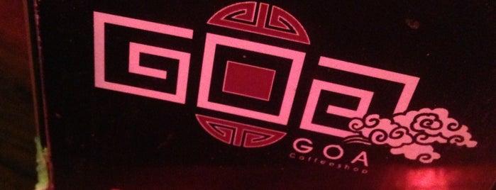 Goa is one of Amsterdam Coffeeshops 1 of 2.