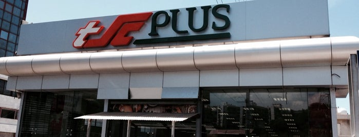 TSC Plus is one of All-time favorites in Lebanon.